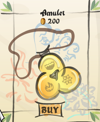 Nuevo Amuleto