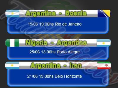 partidos argentina